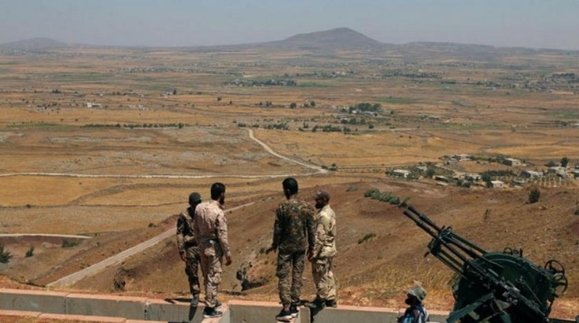 Syria Says Israel Attacked Its Southern Region