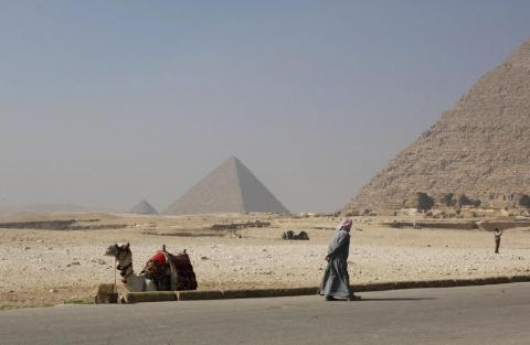 Egypt Tourism Industry Continues Its Revival Asharq Al Awsat