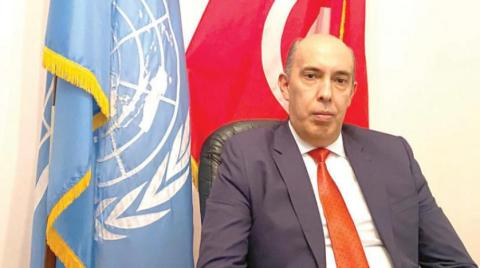 Kabtani to Asharq Al-Awsat: Only Tunisian Text Discussed at Security Council