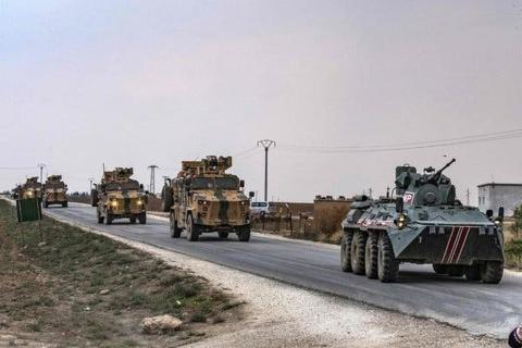 Turkey Boosts Security Measures East Euphrates
