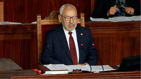 Tunisia Opposition Urges President to Step in over Ghannouchi's Stances on Libya