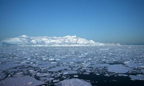 Antarctica's Ice Shelves Once Retreated 50 Meters per Day