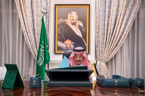 Saudi Govt. Says Water Security of Egypt, Sudan Part of Arab National Security