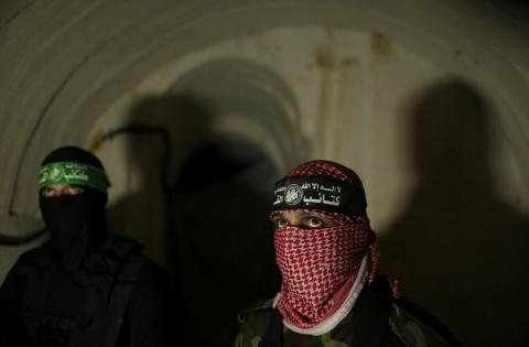 Hamas' Qassam Launches Probe after a Field Commander Flees to Israel
