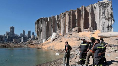 Lebanon's Prosecutor General Charges 25 over Port Blast
