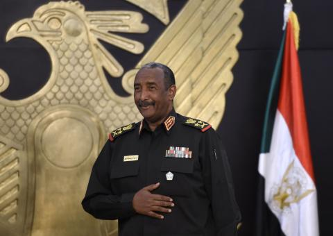 Sudanese-US Officials Hold Talks in UAE
