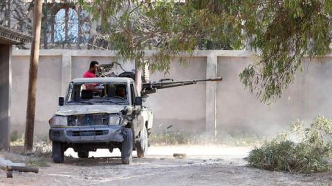 Libyan National Army Warns of Possible Attack on its Sirte Positions