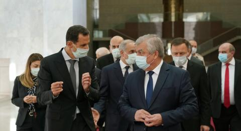 Russia Continues to Prepare for Conference on Syrian Refugees