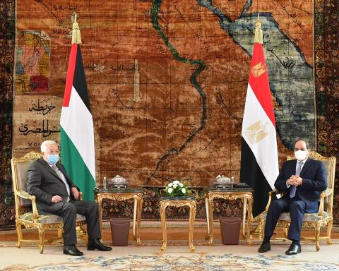 Sisi, Abbas Discuss Palestinian Reconciliation, Stability in Gaza