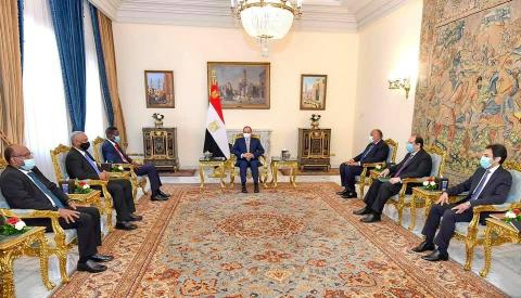 Sudanese Delegation in Cairo to Discuss Border Dispute with Ethiopia