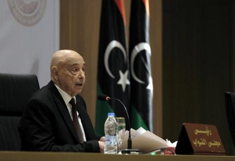 Date for Libya Cabinet Vote of Confidence Set for March 8