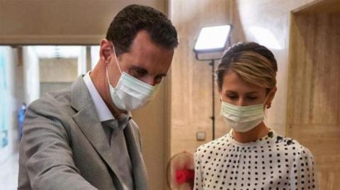 Syrians Divided Over Assad's Infection With Covid-19