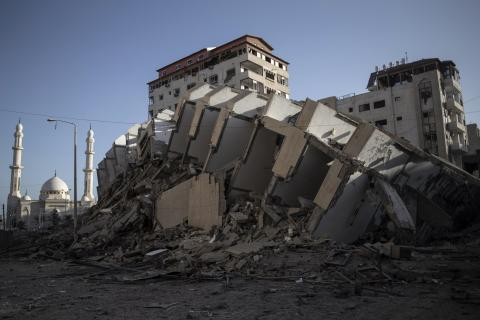 Israel Pledges More Attacks to Bring 'Total Quiet' Before Any Truce
