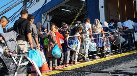 Council of Europe Accuses Greece of Migrant Pushbacks, Says they Must Stop