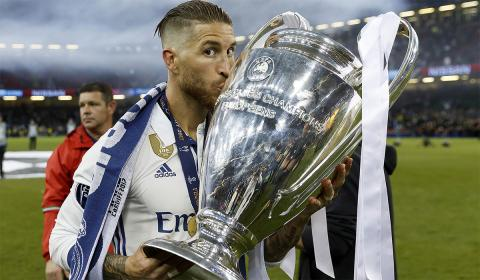 Sergio Ramos Bids Farewell to Madrid, Says he Wanted to Stay