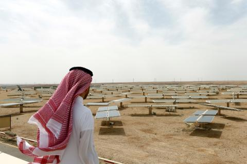 Saudi Arabia to Become Global Leader in Carbon Trading