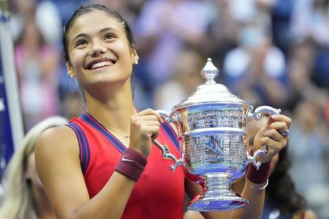 Emma Raducanu Splits with Coach after US Open Victory